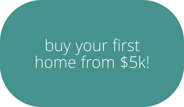 buy your first home with a low deposit