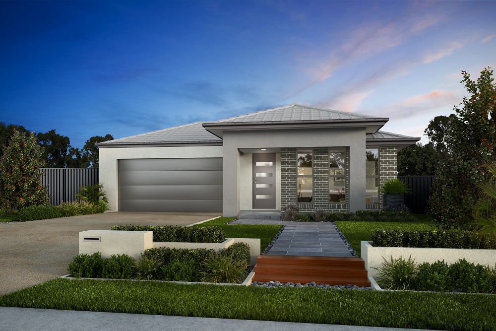 Logan Reserve 4 Bed House & Land - $455,755