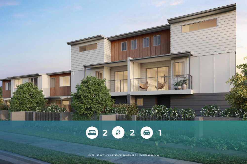 Buderim 2 Bed Townhome - $394,900