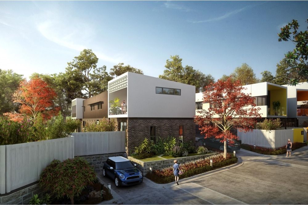 Sunnybank Completed Townhomes from $565,000